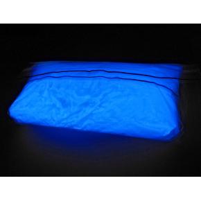 Люминесцентный пигмент Люминофор цветной ТАТ 33 синий (30 микрон) - изображение 3 - интернет-магазин tricolor.com.ua
