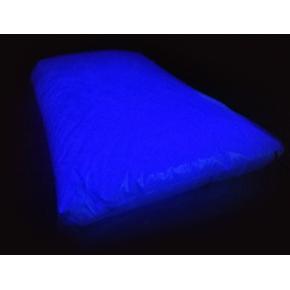 Люминесцентный пигмент Люминофор цветной ТАТ 33 темно-синий (60 микрон)
