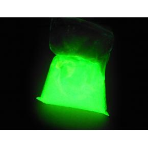 Люминесцентный пигмент Люминофор цветной ТАТ 33 темно-зеленый (60 микрон)
