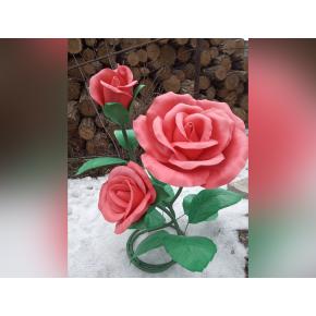 Изолон цветной Isolon 500 3002 розовый 0,75м