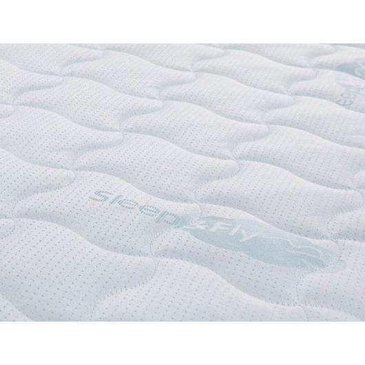 Ортопедический матрас ЕММ Sleep&Fly Optima Жаккард Pocket Spring 90х190 - изображение 3 - интернет-магазин tricolor.com.ua