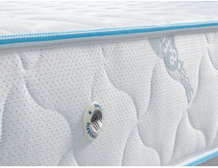 Ортопедический матрас ЕММ Sleep&Fly Standart Plus Жаккард Bonnel 70х190 - изображение 3 - интернет-магазин tricolor.com.ua