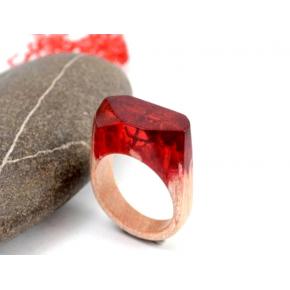 Краситель для смол и полиуретанов Deep красный - изображение 2 - интернет-магазин tricolor.com.ua
