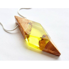 Краситель для смол и полиуретанов Deep желтый - изображение 2 - интернет-магазин tricolor.com.ua