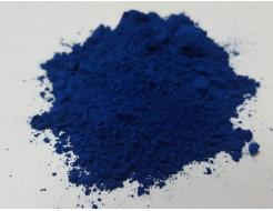 Пигмент железоокисный синий Tricolor 886 - изображение 2 - интернет-магазин tricolor.com.ua