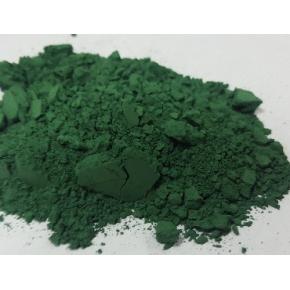 Пигмент железоокисный зеленый Tricolor 5605 - интернет-магазин tricolor.com.ua