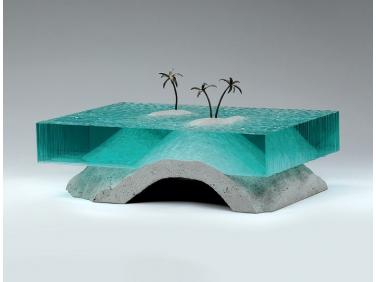 Эпоксидная прозрачная смола Crystal 3D Mass для объемных заливок
