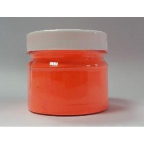 Пигмент флуоресцентный неон оранжевый Tricolor FO-14