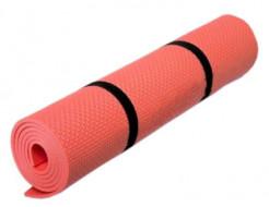 Коврик-каремат Izolon Fitness красный - изображение 3 - интернет-магазин tricolor.com.ua