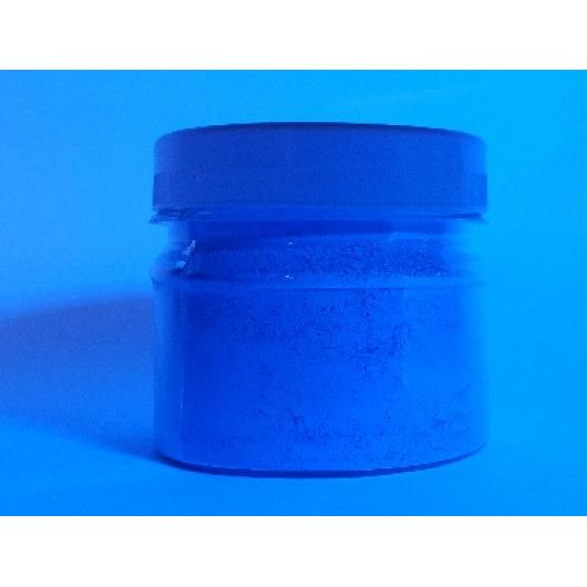 Пигмент флуоресцентный неон синий Tricolor FB - изображение 2 - интернет-магазин tricolor.com.ua