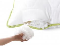Подушка классическая Dormeo Aloe Vera Алоэ Вера - изображение 2 - интернет-магазин tricolor.com.ua