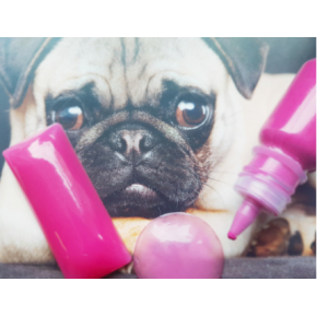 Краситель для смол и полиуретанов Marbo Фуксия розовый - изображение 2 - интернет-магазин tricolor.com.ua
