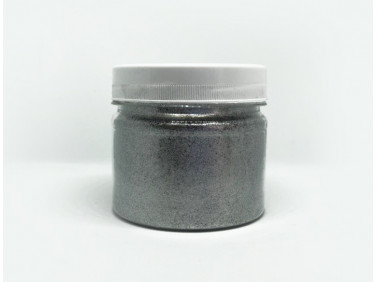 Пигмент металлик пудра серебро Tricolor MES (KRK)