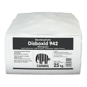 Песок кварцевый прокаленный Caparol Disboxid 942 Mischquarz 0,1-0,4 мм