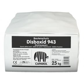 Песок кварцевый Caparol Disboxid 943 Einstreuquarz 0,4-0,8 мм