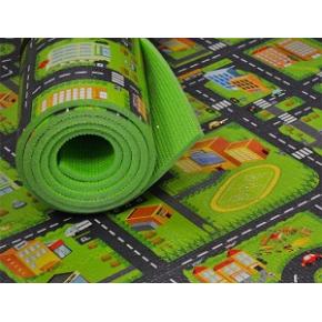 Коврик Izolon Город 1800*550*8 мм - изображение 2 - интернет-магазин tricolor.com.ua
