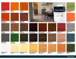 Краска-воск для дерева Wood Wax Pro Bionic House алкидно-акриловая Серый сланец - изображение 5 - интернет-магазин tricolor.com.ua