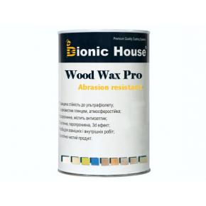 Краска-воск для дерева Wood Wax Pro Bionic House алкидно-акриловая Королевский индиго - изображение 3 - интернет-магазин tricolor.com.ua