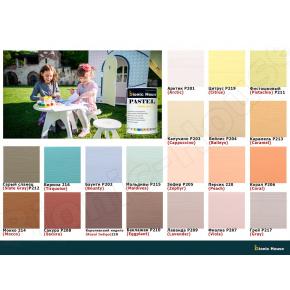 Краска-воск для дерева Wood Wax Pro Bionic House алкидно-акриловая Королевский индиго - изображение 5 - интернет-магазин tricolor.com.ua