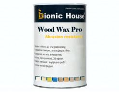 Краска-воск для дерева Wood Wax Pro Bionic House алкидно-акриловая Белая - изображение 2 - интернет-магазин tricolor.com.ua