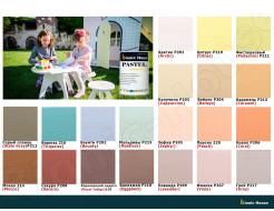 Краска-воск для дерева Wood Wax Pro Bionic House алкидно-акриловая Белая - изображение 4 - интернет-магазин tricolor.com.ua