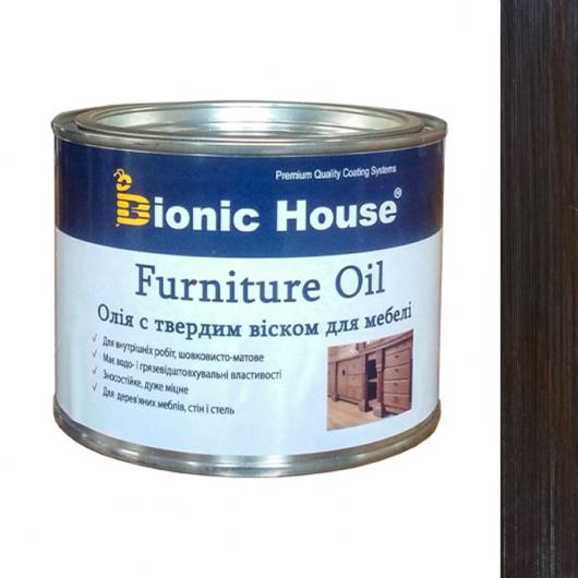 Масло для мебели Furniture oil Bionic House с твердым воском профессиональное Палисандр - интернет-магазин tricolor.com.ua