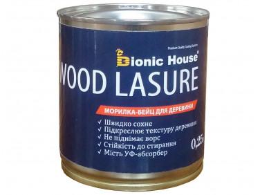 Морилка-бейц для дерева Wood Lasure Bionic House антисептическая Палисандр