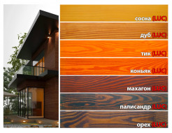 Лазурь для дерева фасадная 32 Color Bionic House антисептик Коньяк LUC - изображение 3 - интернет-магазин tricolor.com.ua