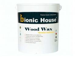Акриловая эмульсия с воском WOOD WAX Bionic House Дуб LUC - изображение 2 - интернет-магазин tricolor.com.ua
