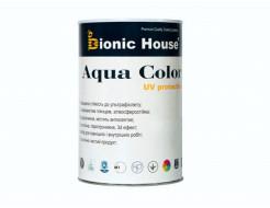 Акриловая лазурь Aqua color – UV protect Bionic House Махагон LUC - изображение 2 - интернет-магазин tricolor.com.ua