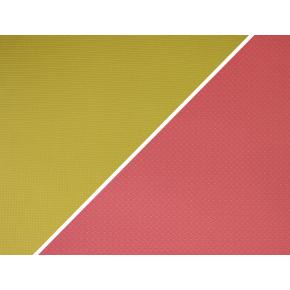 Коврик-каремат Izolon Tourist 12 180х60 желто-зелено-красный