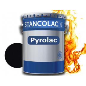 Краска по металлу Stancolac Pyrolac 180 Пиролак 180 термостойкая черная