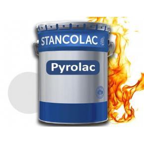 Краска по металлу Stancolac Pyrolac 180 Пиролак 180 термостойкая серебряная