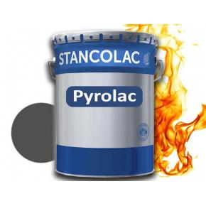 Краска по металлу Stancolac Pyrolac 580 Пиролак 580 термостойкая антрацит