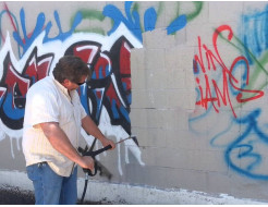 Краска защитная Stancolac 4030 Antigraffiti Антиграффити - изображение 3 - интернет-магазин tricolor.com.ua