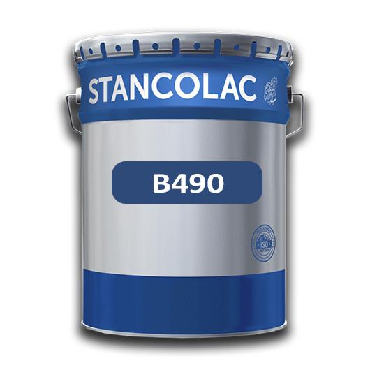 Лак-фиксатор акриловый Stancolac B490 для бетона