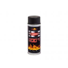 Аэрозоль жаростойкий 800°C Champion черный