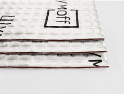 Вибропоглощающий материал для авто Шумофф Light L3 0,37*0,27м - изображение 3 - интернет-магазин tricolor.com.ua