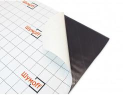 Вибропоглощающий материал для авто Шумофф Layer 0,37*0,27м - изображение 2 - интернет-магазин tricolor.com.ua