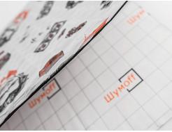 Вибропоглощающий материал для авто Шумофф Joker 0,37*0,27м - изображение 4 - интернет-магазин tricolor.com.ua