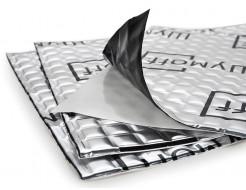 Вибропоглощающий материал для авто Шумофф M2 0,37*0,27м - изображение 4 - интернет-магазин tricolor.com.ua