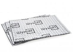 Вибропоглощающий материал для авто Шумофф M2 0,37*0,27м - изображение 3 - интернет-магазин tricolor.com.ua