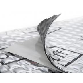 Вибропоглощающий материал для авто Шумофф M3 0,37*0,27м - изображение 2 - интернет-магазин tricolor.com.ua
