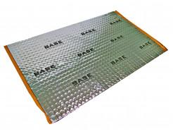 Вибропоглощающий материал для авто Base B2 самоклейка 0,75*0,47м - изображение 2 - интернет-магазин tricolor.com.ua