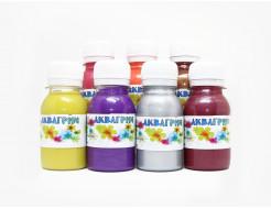 Аквагрим гипоаллергенный Tricolor - 02 серый - изображение 3 - интернет-магазин tricolor.com.ua