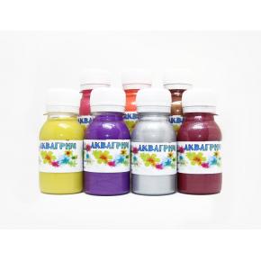 Аквагрим гипоаллергенный Tricolor - 06 фиолетовый - изображение 2 - интернет-магазин tricolor.com.ua