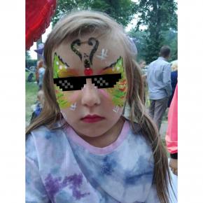 Аквагрим гипоаллергенный Tricolor - 34 желтый - изображение 13 - интернет-магазин tricolor.com.ua