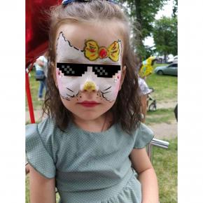 Аквагрим гипоаллергенный Tricolor - 34 желтый - изображение 16 - интернет-магазин tricolor.com.ua