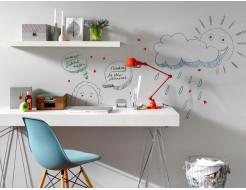 Краска интерьерная маркерная Milacor белая - изображение 2 - интернет-магазин tricolor.com.ua