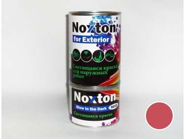 Люминесцентная краска для наружных работ NoxTon